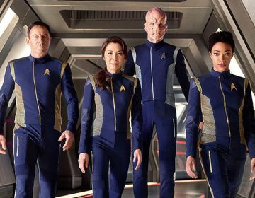 'Star Trek: Discovery' Cast and Crew Discuss Faith, War, Diversity