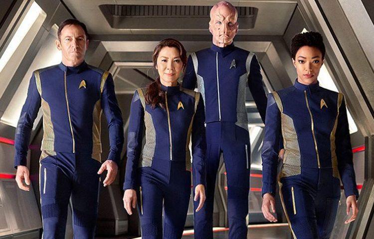 'Star Trek: Discovery' Cast and Crew Discuss Faith, War, Diversity