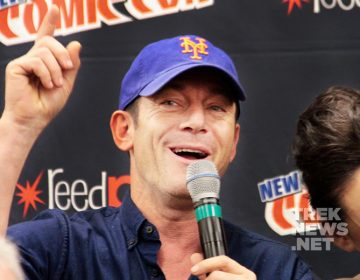 "Jason Isaacs Says Racist Star Trek ""Fans"" Can Go F**k Themselves"
