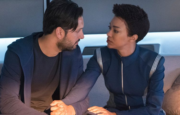 Grit for the Mill: Star Trek in the Age of Serialized Drama