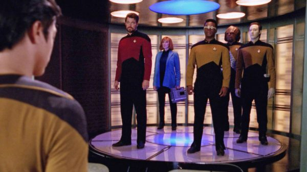 PREVIEW: TNG Reunion Panel Hosted By William Shatner This Weekend At Rhode Island Comic Con
