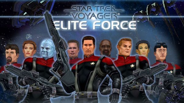Voyager: Elite Force Boldly Went Where No Star Trek Game Had Gone Before. Here's Why