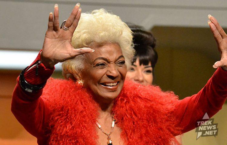 STAR TREK's Original Uhura, Nichelle Nichols, Turns 85