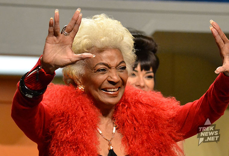 STAR TREK's Original Uhura, Nichelle Nichols, Turns 85