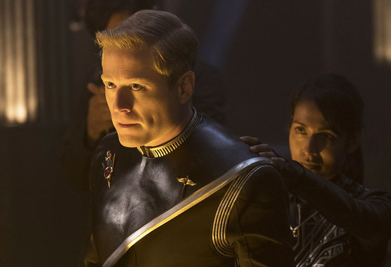 "[PREVIEW] New Photos From STAR TREK: DISCOVERY Episode 13 ""What's Past Is Prologue"""