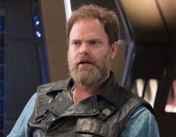 Rainn Wilson Added To 2018 STAR TREK LAS VEGAS Guest List
