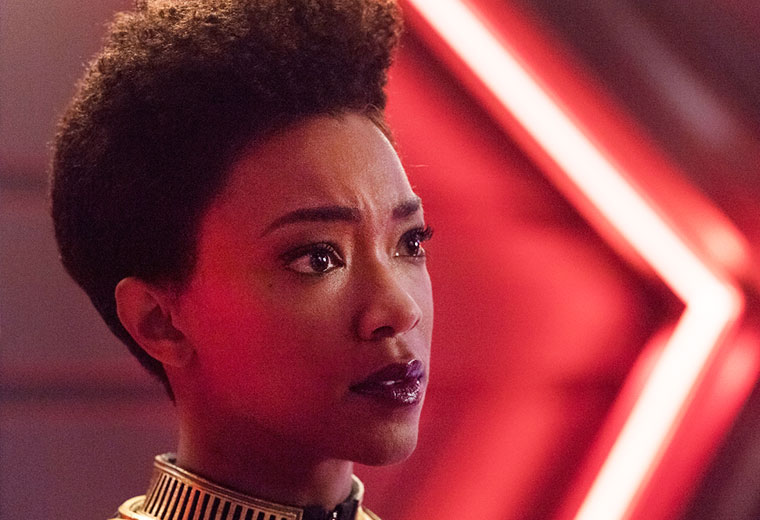 [PREVIEW] 5 Photos & Video From STAR TREK: DISCOVERY's Next Episode 'The Wolf Inside'