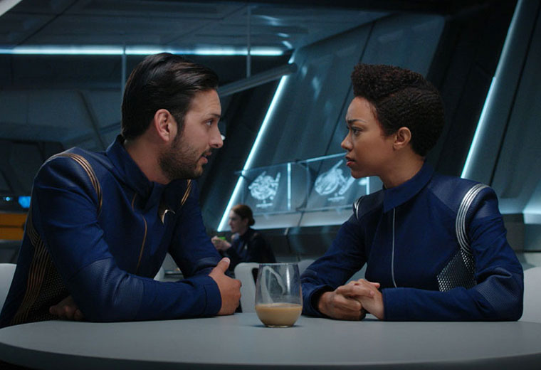 FIRST LOOK: 10 Photos from STAR TREK: DISCOVERY's Return Episode 'Despite Yourself'
