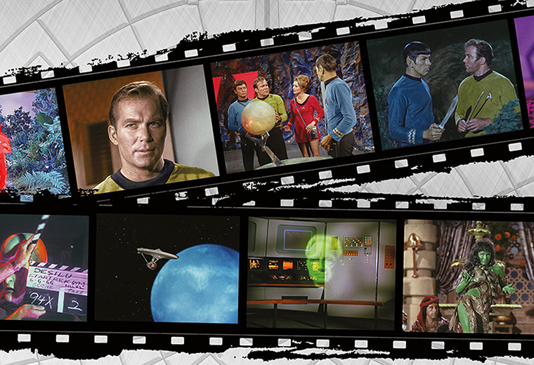 New Book Showcases Never-Before-Seen 'Star Trek' Imagery
