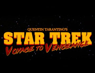 WATCH: Hilarious Fake Trailer for Quentin Tarantino's Star Trek Film