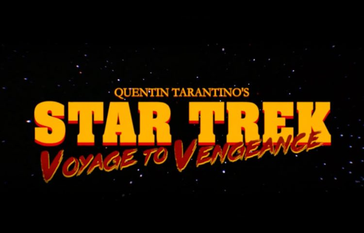 WATCH: Hilarious Fake Trailer for Quentin Tarantino's Star Trek Film
