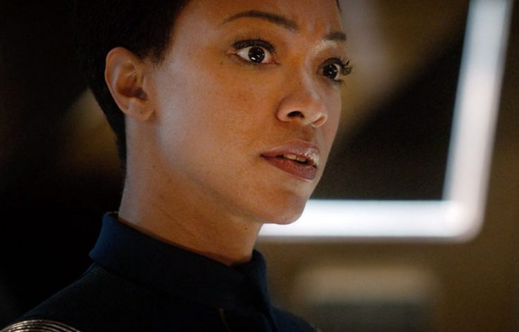 """[REVIEW] STAR TREK: DISCOVERY """"Will You Take My Hand?"""" Closes Season One With a Bang"""