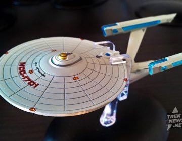Eaglemoss Starship Models Review, Part I: The Smaller Ships