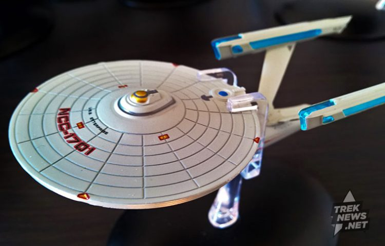 Eaglemoss Starship Models Review, Part I: The Smaller Ships