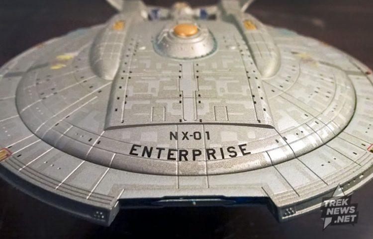 [REVIEW] Eaglemoss Starship Models, Part II: XL Ships