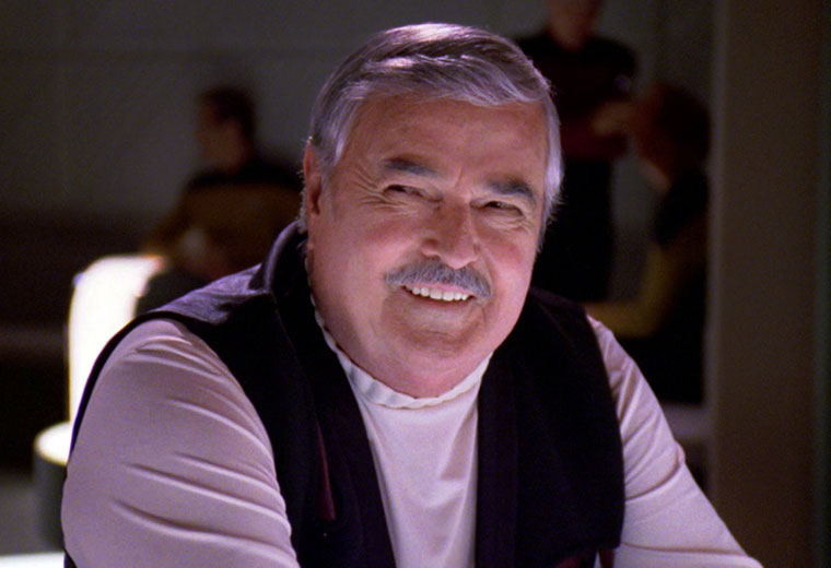 Remembering James Doohan, On What Would Have Been His 98th Birthday