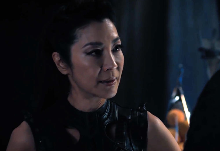 "WATCH: ""Secret"" Star Trek: Discovery Scene Unveiled at WonderCon"