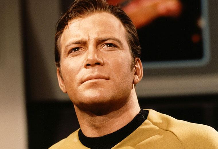 Star Trek's William Shatner Celebrates His 87th Birthday