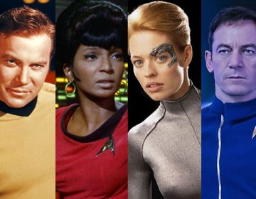 Shatner, Nichols, Ryan, Isaacs & More Announced For Destination Star Trek Birmingham In October