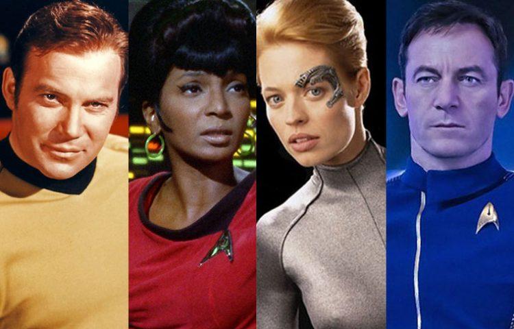 Shatner, Nichols, Ryan, Isaacs & More Announced For Destination Star Trek Birmingham In October