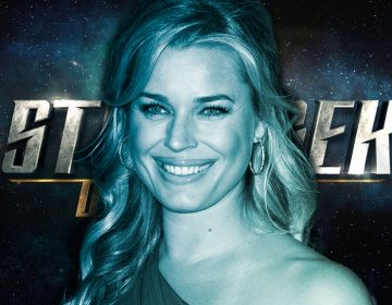 Rebecca Romijn Says She's 'Floored' To Be Playing 'Number One' on DISCOVERY