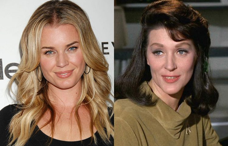 Rebecca Romijn To Play Number One On STAR TREK: DISCOVERY