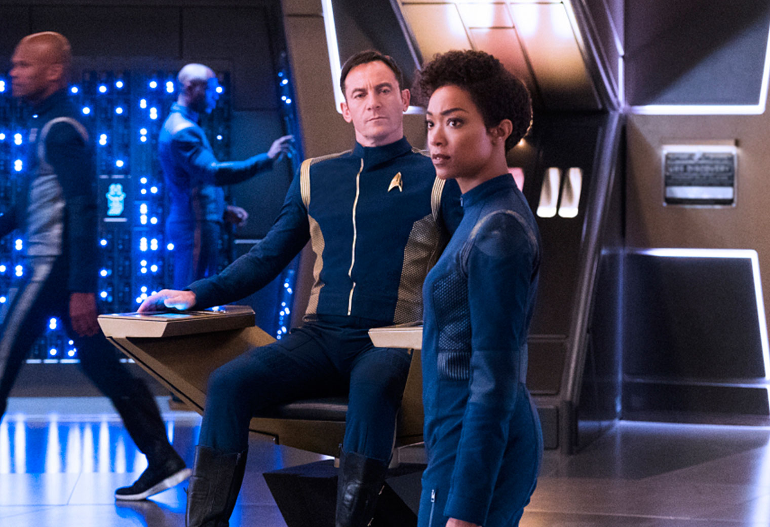 """CBS Wants Star Trek """"On All the Time"""" On All Access, Targets 8 Million Subscribers by 2022"""