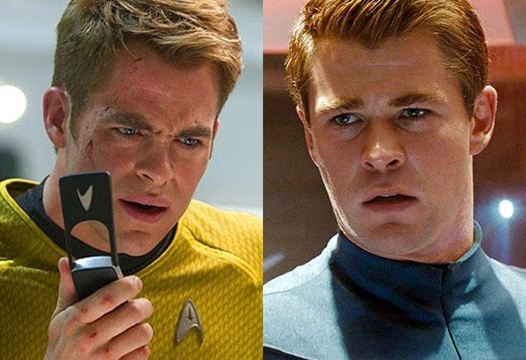 'STAR TREK 4' In Jeopardy As Negotiations With Chris Pine and Chris Hemsworth Break Down