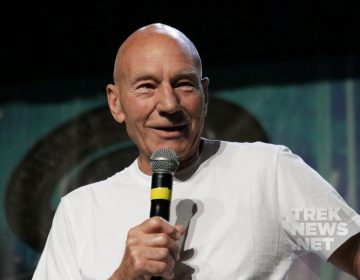 "Patrick Stewart: ""Jean-Luc Picard is Back!"""