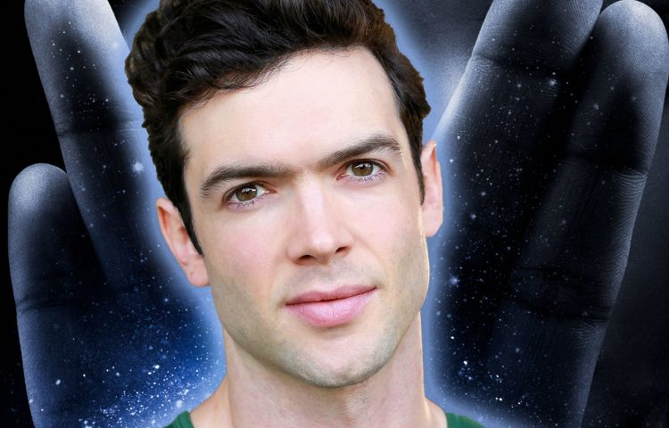 Discovery Casts Spock for Season Two