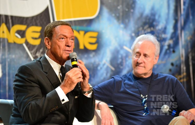 "[#STLV] Brent Spiner and Joe Piscopo Discuss TNG's ""The Outrageous Okona"""