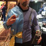 Split Universe Spock