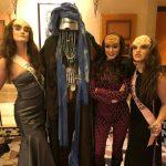 Khan and Klingon women
