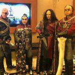 Klingon cosplay