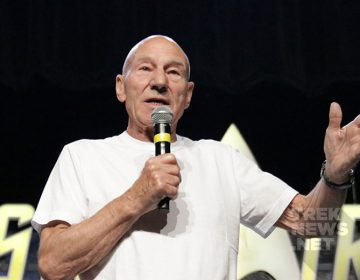 WATCH: Full Video of Patrick Stewart's Announcement