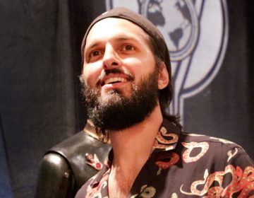 EXCLUSIVE: Shazad Latif Talks Discovery Season 2