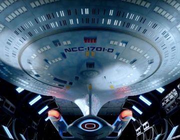 Take An Immersive Tour TNG's Enterprise-D In Virtual Reality