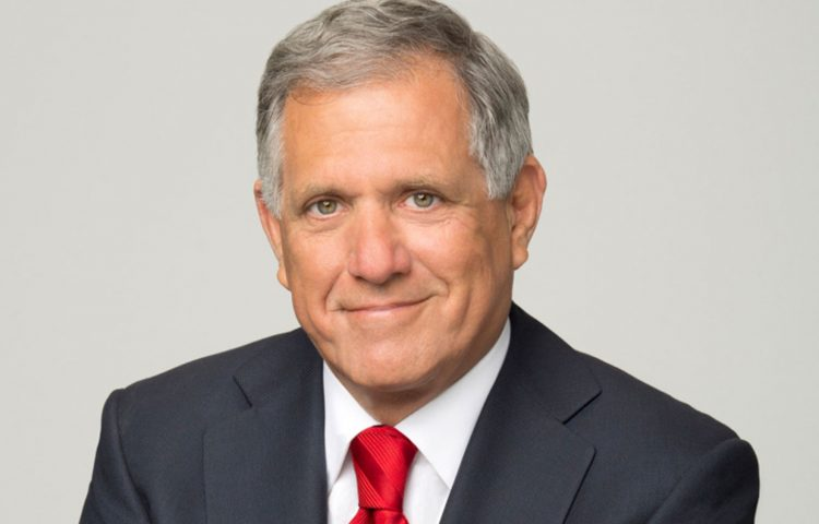 CBS' Chief Executive Resigns Amid Allegations