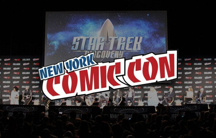 STAR TREK: DISCOVERY Panel Added to New York Comic Con Next Month