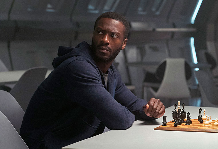 WATCH: Aldis Hodge Stars In the Trailer for the Second Episode of Short Treks