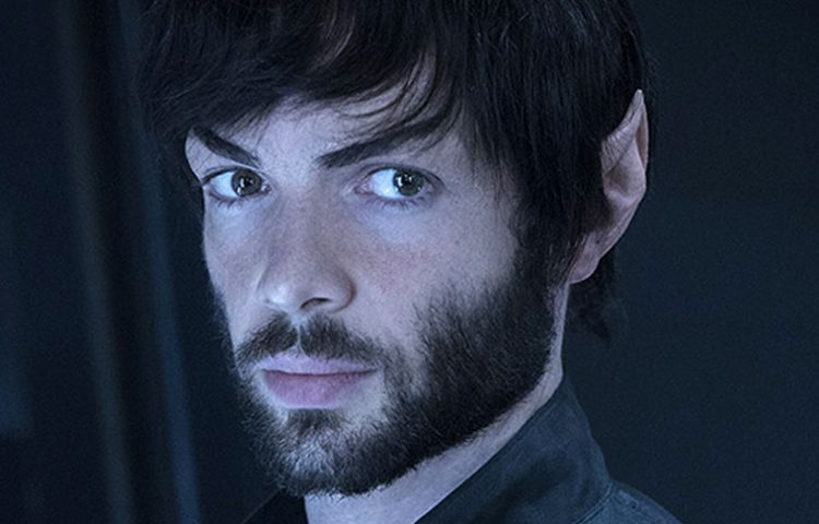 FIRST LOOK: Star Trek: Discovery Season 2 Trailer, Etahn Peck as Spock