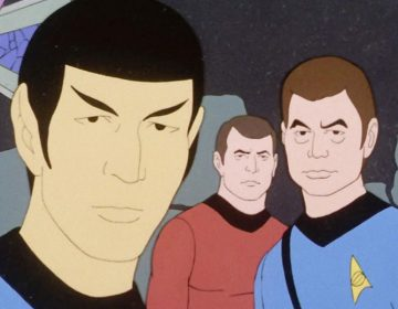 New Star Trek Animated Series Announced