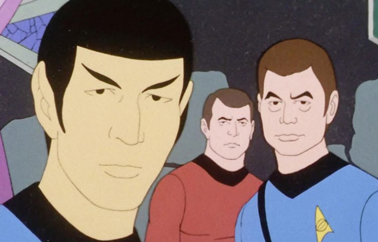 New Star Trek Animated Series Announced