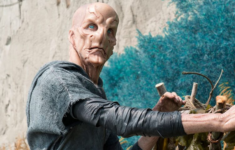 "WATCH: Doug Jones Plays A Young Saru In The ""Short Treks"" Trailer For ""The Brightest Star"""