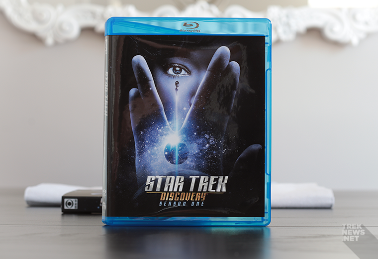 [REVIEW] STAR TREK: DISCOVERY - Season 1 on Blu-ray