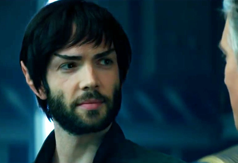 WATCH: Spock (Sorta) Smiles In Latest STAR TREK: DISCOVERY Season 2 Trailer
