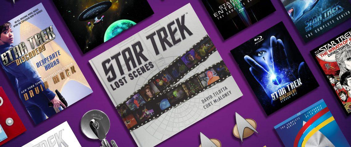 2018 Star Trek Holiday Gift Guide
