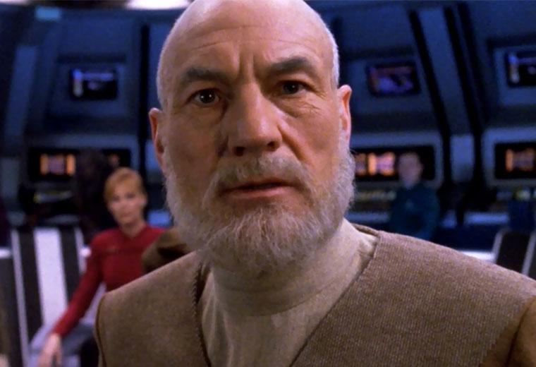 Patrick Stewart Talks New 'Picard' Series, Hopes for More Than One Season