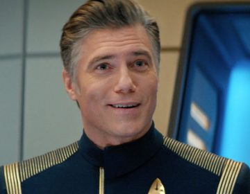 DISCOVERY's Anson Mount Added to STAR TREK LAS VEGAS Lineup