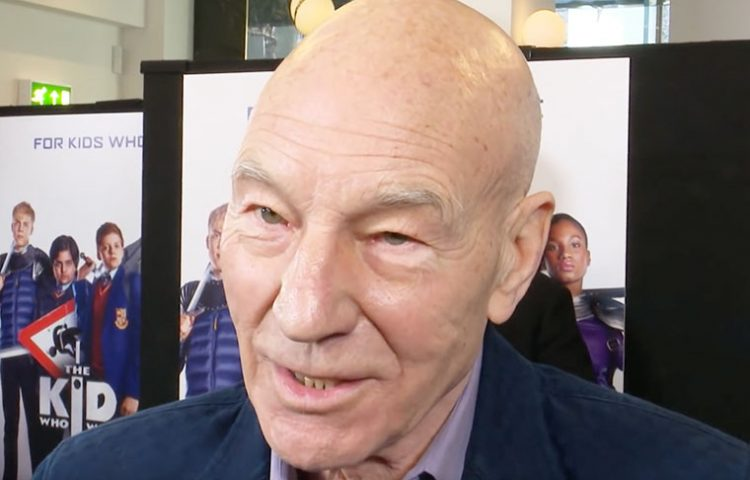 Patrick Stewart Reveals New 'Picard' Series Could Run for Three Seasons